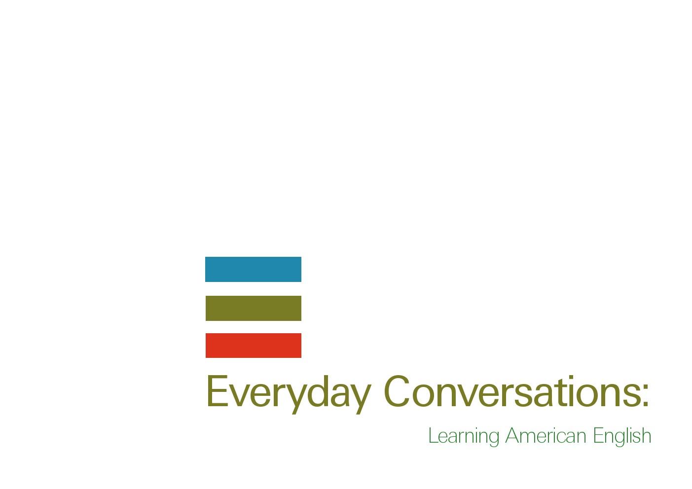 یادگیری انگلیسی آمریکایی-مکالمات و دیالوگ های روزمره