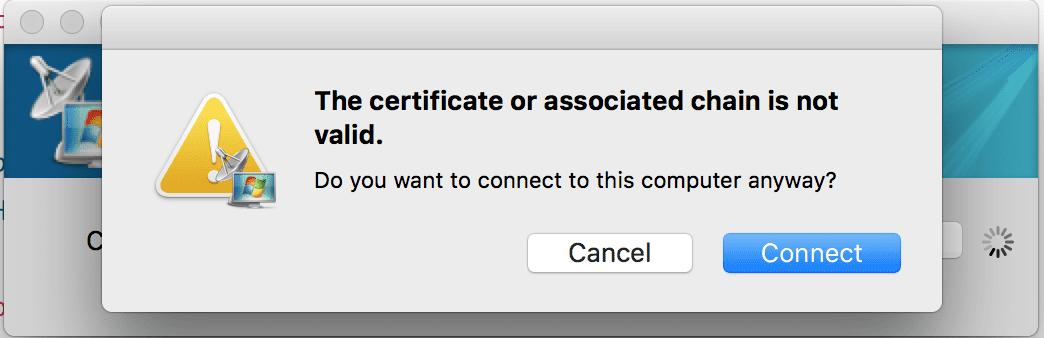رفع ارور The certificate or associated chain is not valid . آموزشگاه رایگان خوش آموز