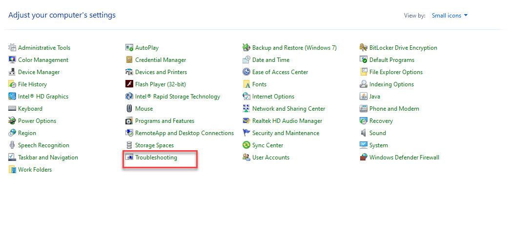 رفع ارور 0x80D05001 در Microsoft Store یا Windows Update