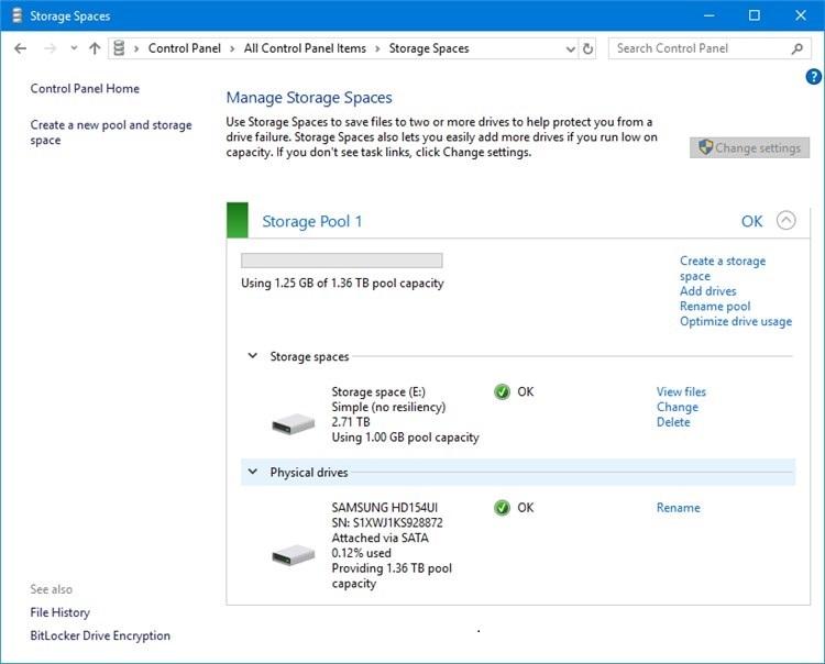 دسترسی سریعتر به Storage Spaces در ویندوز با ایجاد Shortcut از آن! . آموزشگاه رایگان خوش آموز