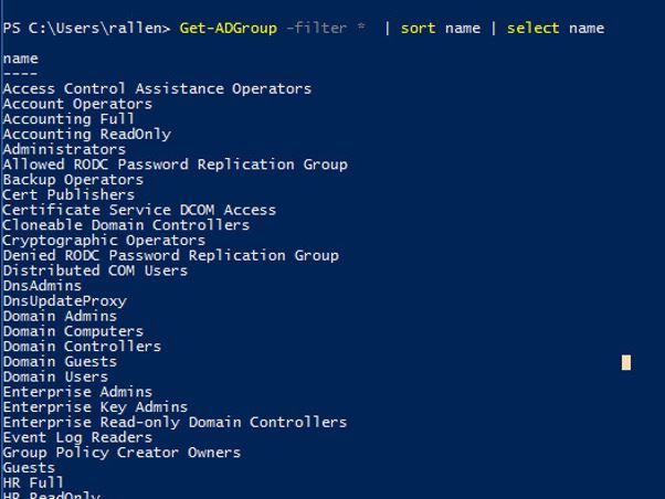 چگونه از کاربرانی که عضو گروه خاصی در Active Directory هستند Export بگیریم . آموزشگاه رایگان خوش آموز