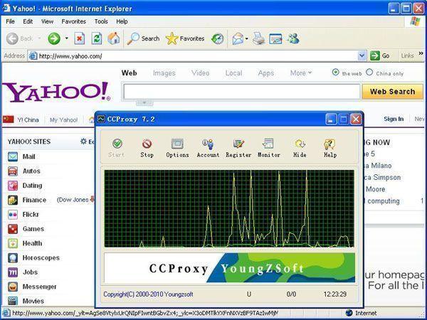 پراکسی سرور چیست- نحوه راه اندازی CCProxy