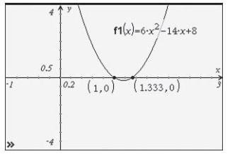مثال 3: انتخاب یک استراتژی برای حل کردن یک معادلۀ درجه دوم