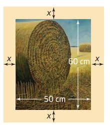 مثال 4: استفادۀ کاربردی از فرمول حل معادلۀ درجه دوم