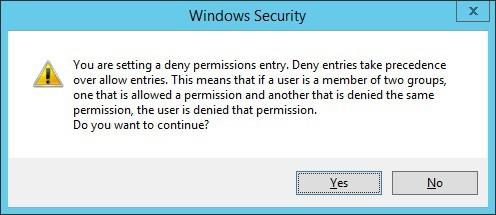 نحوه Exclude کردن یک کامپیوتر از دامین گروپ پالیسی