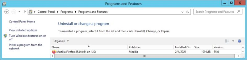 نصب نرم افزار از طریق گروپ پالیسی در کامپیوترهای عضو دامین(نصب مرورگر موزیلا فایرفاکس)