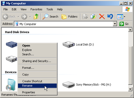نصب ویندوز 7 روی ویندوز xp