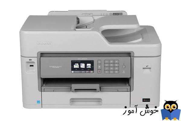 چاپ چک : تنظیمات چاپ