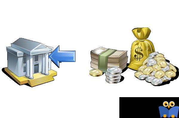 صندوق به بانک