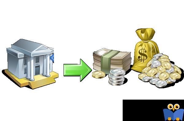 بانک به صندوق