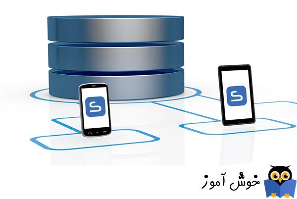 تشکیل بانک اطلاعاتی شماره موبایل ها
