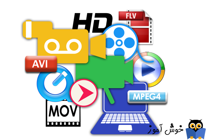 پایین آوردن حجم فیلمهای ذخیره شده با وب کم