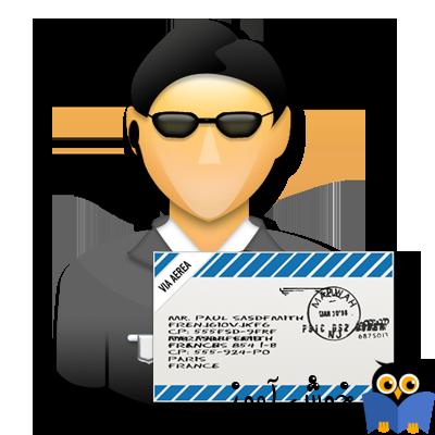 آموزش مایکروسافت exchange server 2016 - بخش Contacts - ایجاد mail Contacts