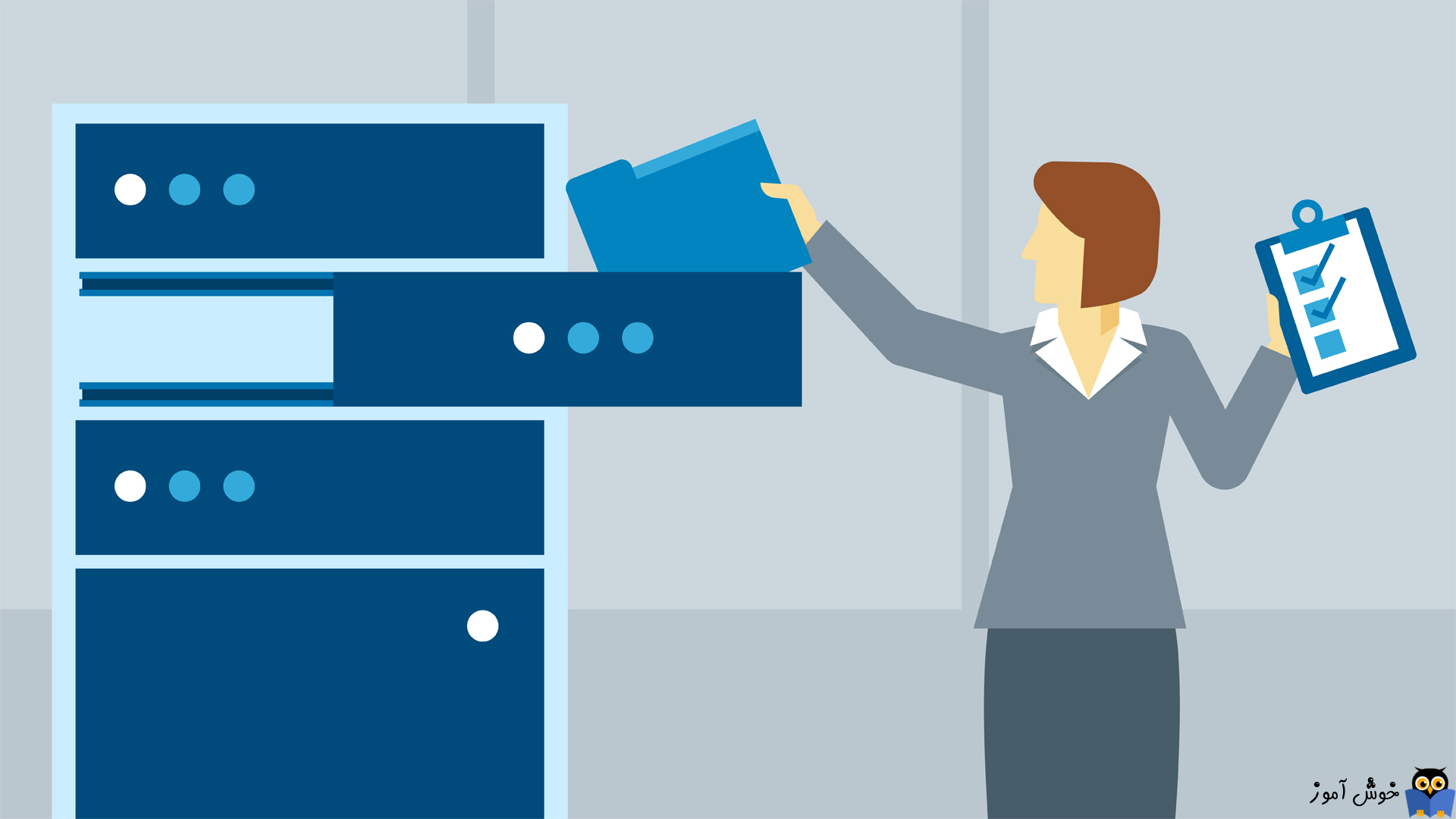 آموزش مایکروسافت exchange server 2016 - کاربرد mailTip و ایجاد آن