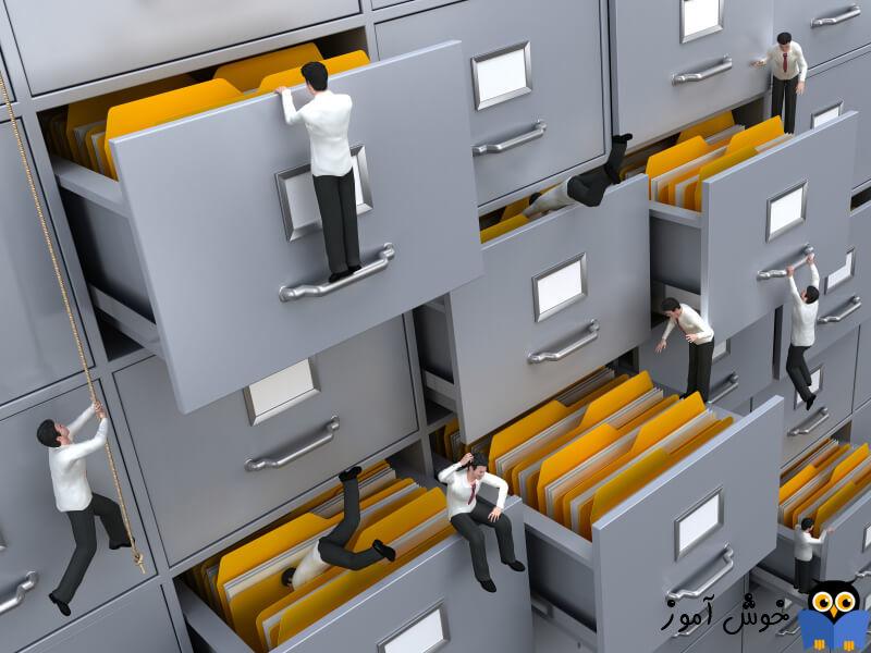 آموزش مایکروسافت exchange server 2016 - جستجوی ساده تر در mailbox ها متفاوت با یک اکانت