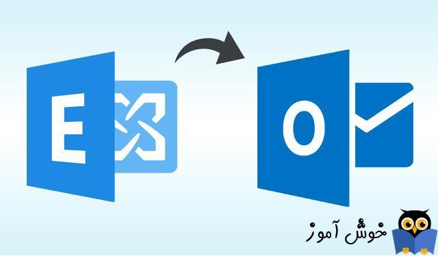 آموزش مایکروسافت exchange server 2016 - ورودی و خروجی از mailbox با فرمت pst در Exchange 2010 و 2013