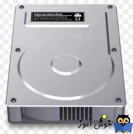 تنظیم دیسک یا Volume در حالت Read-Only