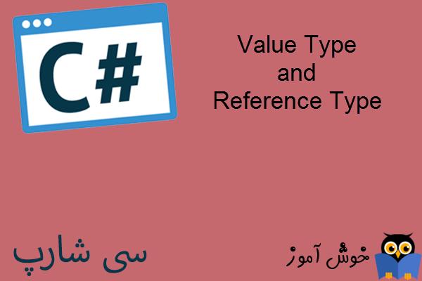 آموزش زبان #C : آشنایی با موضوع Value Type و Reference Type