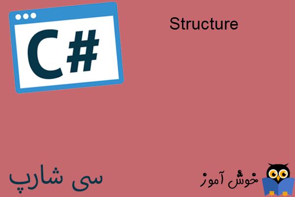 آموزش زبان #C : استراکچرها (Structure)