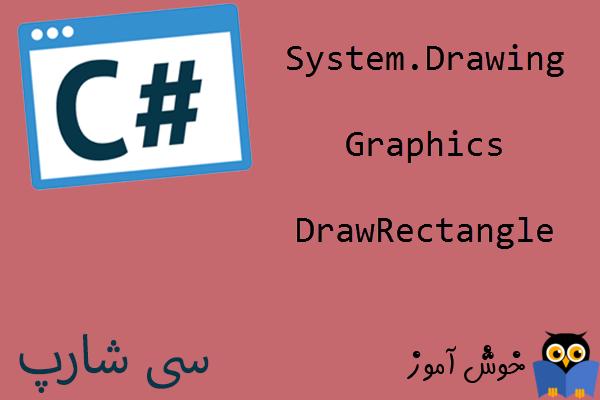 آموزش زبان #C : انجام کارهای گرافیکی، آشنایی با مفاهیم اولیه