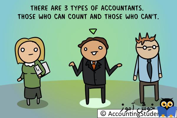 آموزش حسابداری از مبتدی تا پیشرفته: حساب، دفتر روزنامه، و دفتر کل