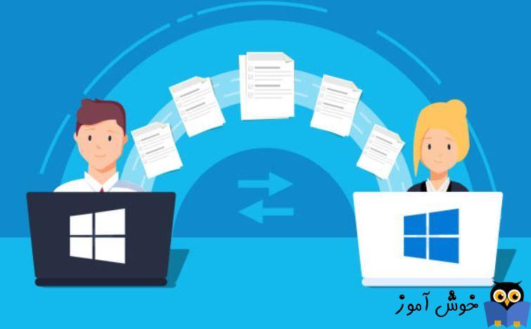 آموزش راه اندازی FTP Server در ویندوز 10 - بخش اول