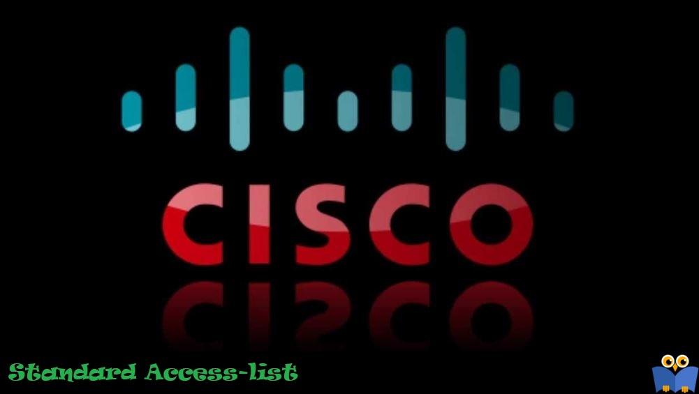 پیاده سازی Standard Access-list در روتر سیسکو