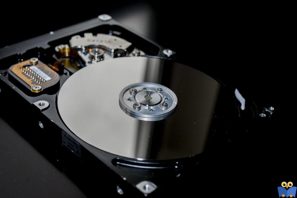 نمایش RPM یا دور در دقیقه هارد دیسک