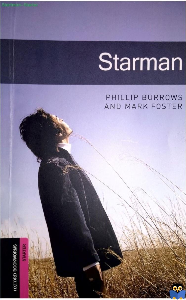 ترجمه کتاب Starman - سطح Starter
