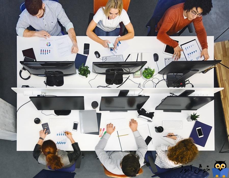 منظور از شبکه Workgroup چیست
