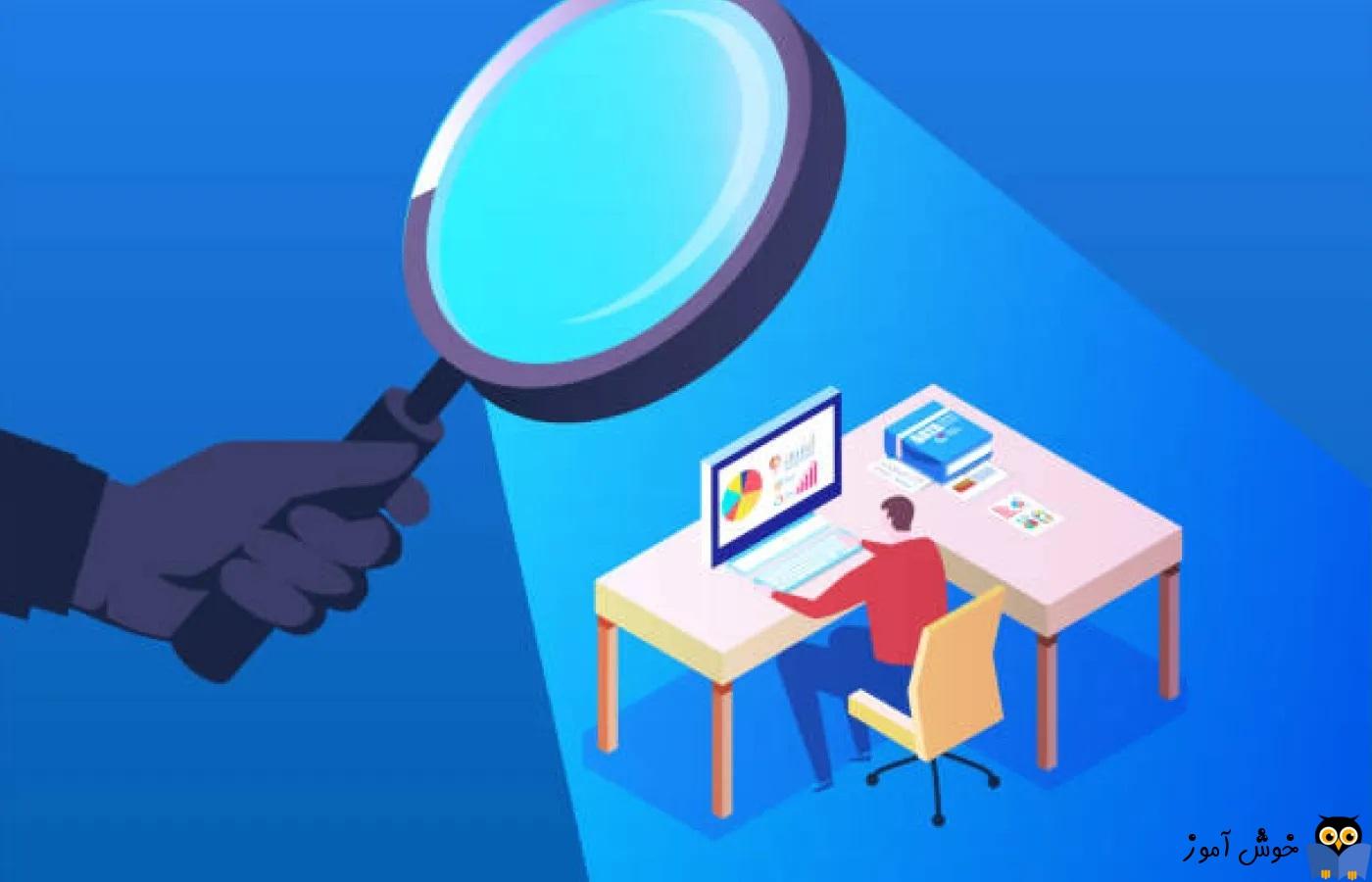 کنترل و مشاهده سیستم های کاربران با نرم افزار Net Monitor for Employees Professional
