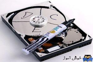 ساختار دیسک ها و ایجاد پارتیشن جدید در ویندوز