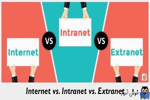 تعریف intranet و Extranet