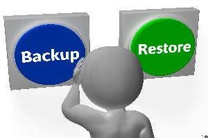 آموزش Restore کردن بک آپ در ویندوز