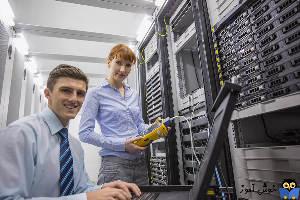 تفاوت مهندس شبکه با مدیر شبکه
