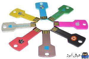 نصب ویندوز از طریق فلش USB
