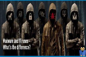 تفاوت بین تروجان و ویروس