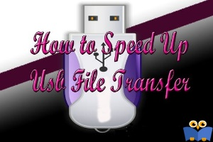 افزایش سرعت انتقال اطلاعات در فلش ها و هارد اکسترنال