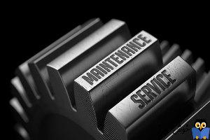 آموزش مایکروسافت exchange server 2016 - بررسی تنظیمات maintenance دیتابیس ها
