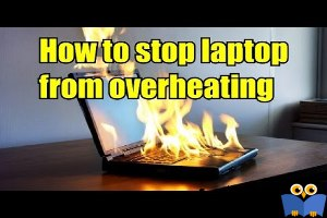 جلوگیری از داغ کردن لب تاپ