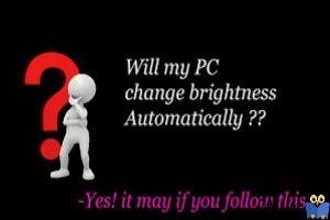 فعال یا غیرفعال کردن ویژگی Adaptive Brightness در ویندوز 10