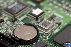 نحوه تعویض باتری CMOS