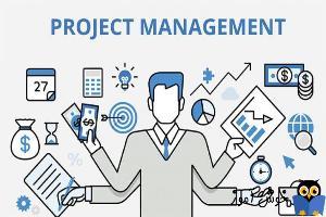دانلود کتاب برنامه ریزی و کنترل پروژه PDF