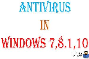 windows defender در ویندوزهای 7، 8.1، 10