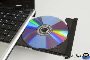 تغییر نام CD/DVD Drive در ویندوز