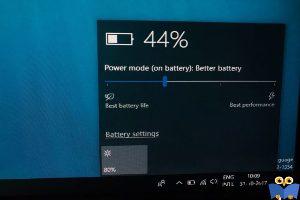 Power Throttling در ویندوز چیست و چه کاربردی دارد؟ روشی موثر برای کنترل شارژ باتری لب تاپ