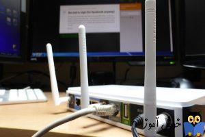 حل کردن مشکل کندی وای فای به علت تداخل سایر شبکه های WiFi