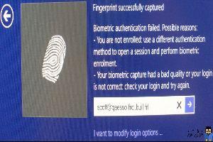 فعال یا غیرفعال کردن کاربران Domain برای لاگین به ویندوز با استفاده از Biometrics ها