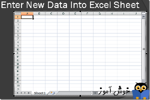اضافه کردن Excel Worksheet در PowerPoint