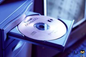 دوره ویدئویی آموزش Vmware Workstation - تنظیمات CD/DVD Rom در VMware